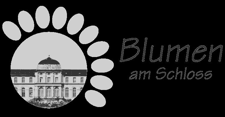 Blumen am Schloss Logo
